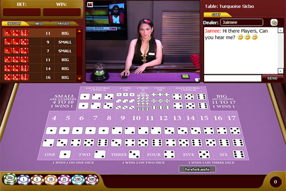 online casino free bet sic bo