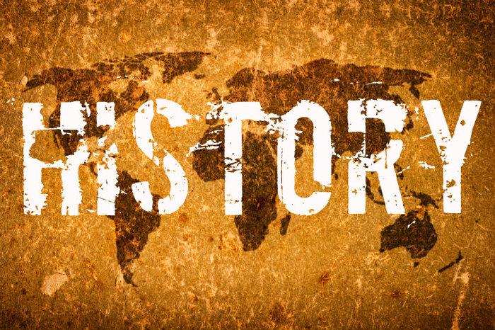history poker